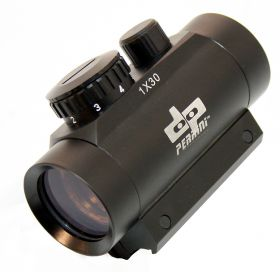 1x30 Green Dot Scope For Air Rifle / Crossbows