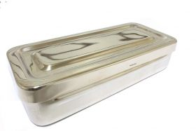 """7""""x3""""x1.5"""" Surgical Instruments Box Stainless Steel High Quality"""