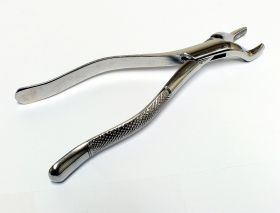 Dental Instruments Extracting Forceps 210 Stainless Steel 1 Pc