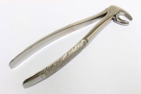Dental Instruments Extracting Forceps 22 Stainless Steel 1 Pc