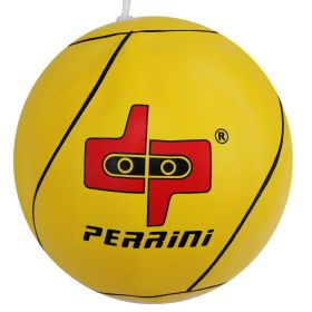 New Yellow Tether Ball for Play Grounds & Picnics with Rope