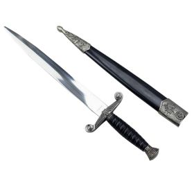 """13"""" Stainless Steel Dagger German Style Dagger with Sheath"""