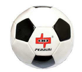 Black & White Checkered Practice Soccer Ball Official Size 5