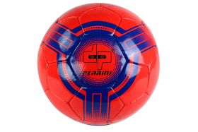 Perrini Futsal Ball Red Blue Low Bounce Football Official Size 4