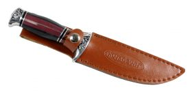 """10"""" Hunt-Down Decorative Sporting Knife with Sheath"""