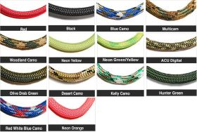 50 Ft. Parachute Cord 550 Paracord Mil Spec Type III 7 Strand