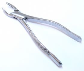 1pc Dental Instrument 150S Extracting Forceps Stainless Steel